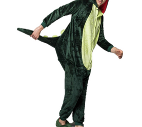 Green Dragon Onesie