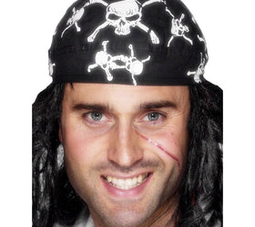Bandana, Skull and Crossbones