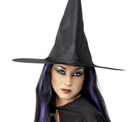 Black Witches Hat