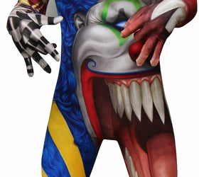 Clown Monster Morphsuit