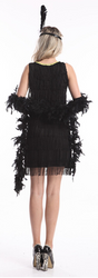Black Flapper Outfit