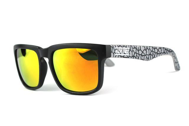Square Mirrored Sunglasses-Sunglasses-Tropikool-C13-Tropikool