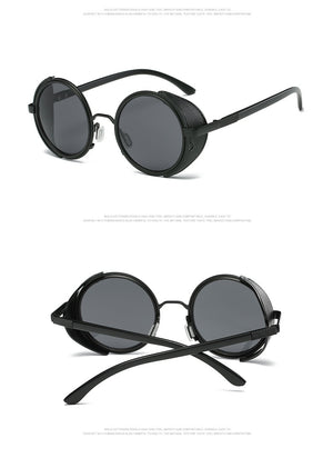 Retro Steampunk Sunglasses UV400