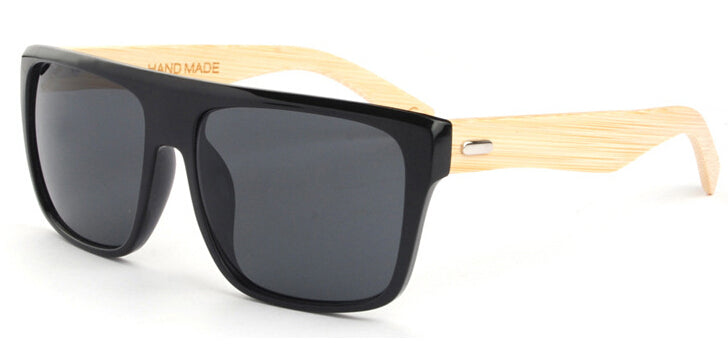Beach Wooden Bamboo Sunglasses-Sunglasses-Tropikool-Tropikool