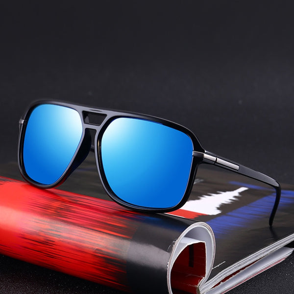 Classic Polarized Sunglasses Retro Sunglasses
