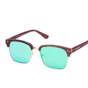 Trendy Rectangular Summer Sunglasses