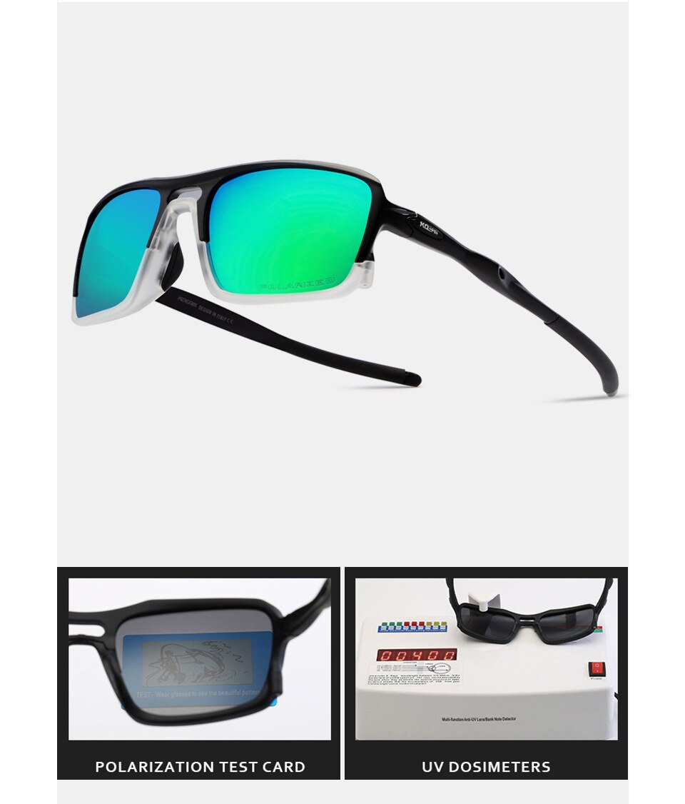 Polarized Outdoor Sports Sunglasses