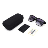 Elastic-Paint Sport Sunglasses UV400 With Protective Case
