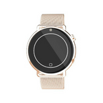 Waterproof Bluetooth Smartwatch - Gold