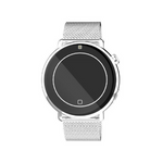 Waterproof Bluetooth Smartwatch - Silver