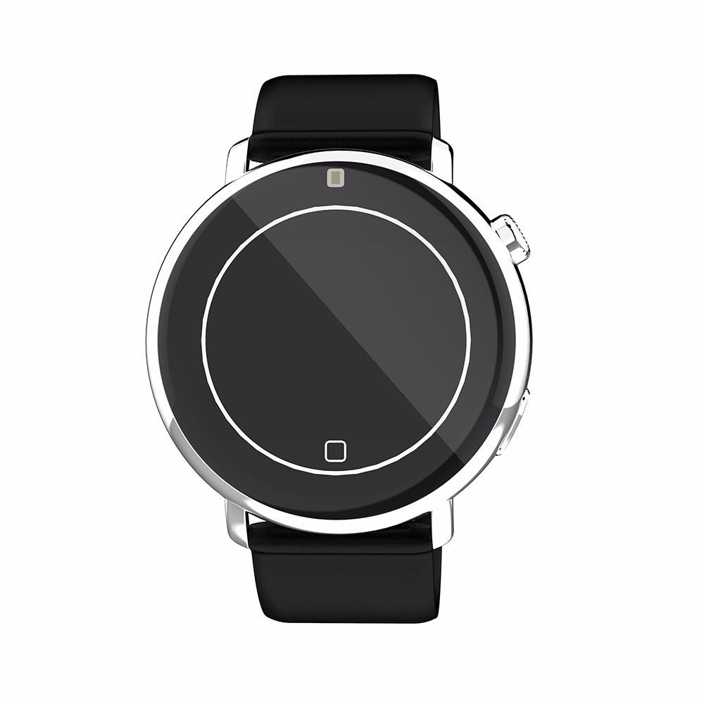 Waterproof Bluetooth Smartwatch - Black