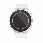 Waterproof Bluetooth Smartwatch - White