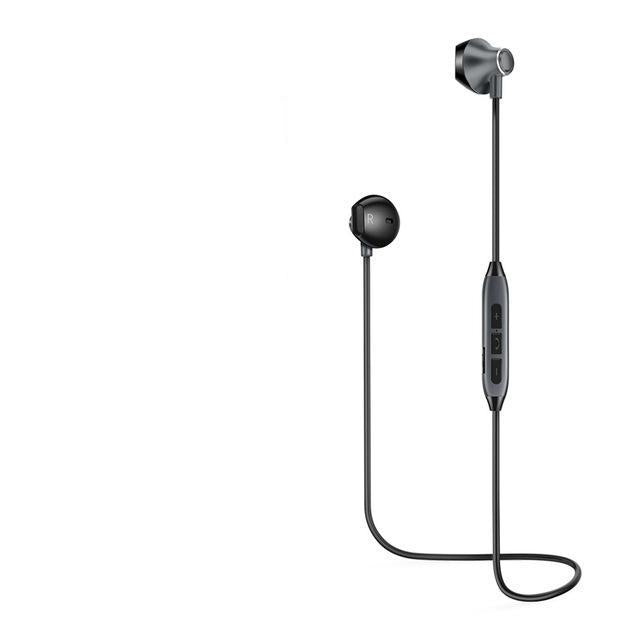 Ultra Light Bluetooth Earphones - Black