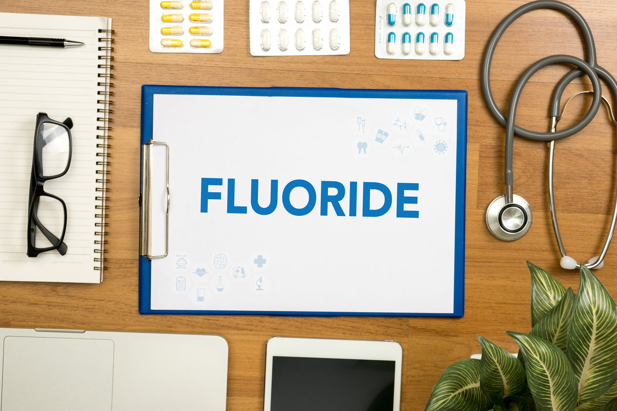 Is Fluoride In Your Toothpaste Good For You?