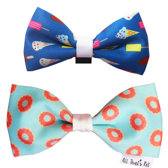Sweet Disaster Bow ties (Set of 2)