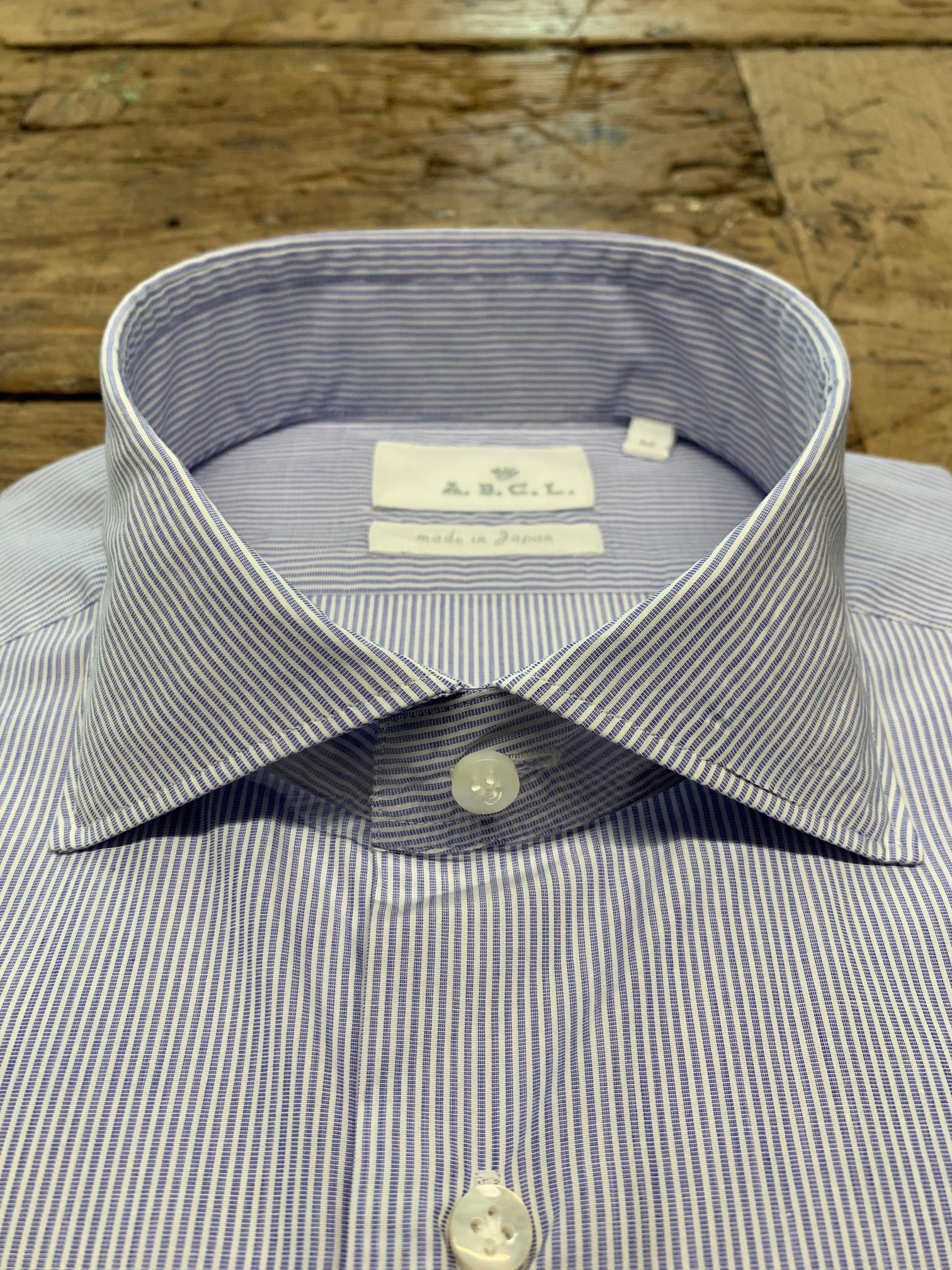 formal fused stripe 9102