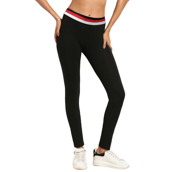 High Waist Sports Running Fitness Leggings