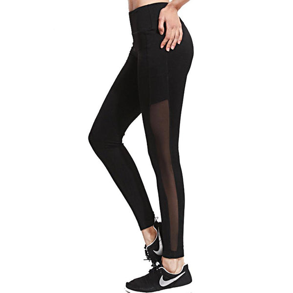 Workout Running Yoga Pant Casual High Waist Fitness Legging