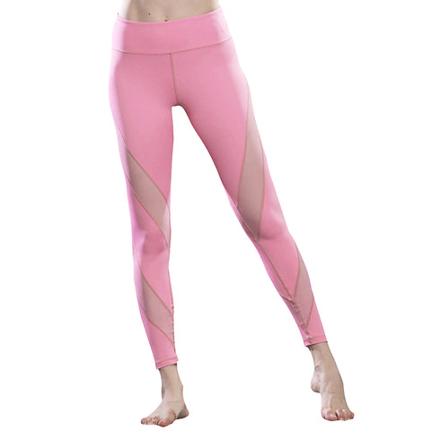 Stretchy Thigh Tummy Control Yoga Pants Fitness Workout Leggings