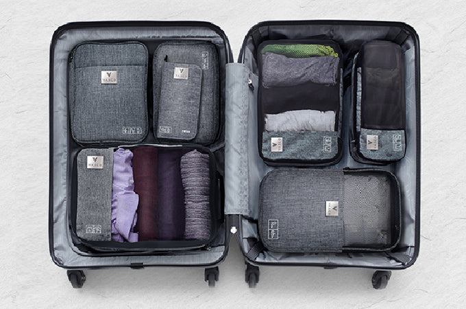 VASCO - Perfect Luggage Organizer