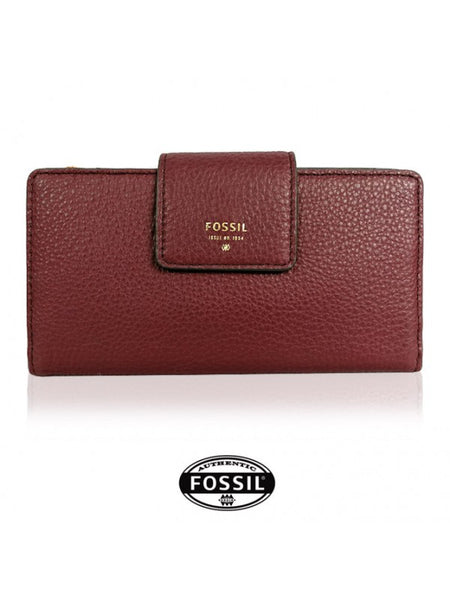 FOSSIL  Sydney Tab Clutch Bag FS0703W028MR