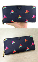 FOSSIL Sydney Print Zip Clutch Bag FS0707W051NV