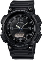 CASIO Men's Youth Illuminator Tough Solar Analog Digital AQ-S810W-1A2V