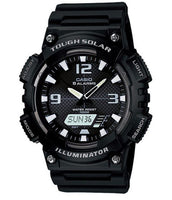 CASIO Men's Analog Digital Tough Solar Watch AQ-S810W-1AV