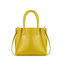 ELISENDRA Agata Yellow Shoulder Bag EL9101CW