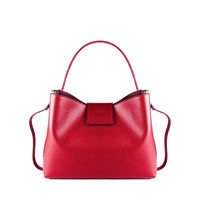 ELISENDRA Cindy Red Shoulder Bag EL9103DW