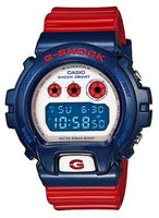 CASIO Men's G-Shock Blue And Red Series Digital DW-6900AC-2
