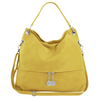 ELISENDRA Evelyne Yellow Shoulder Bag EL9106CW