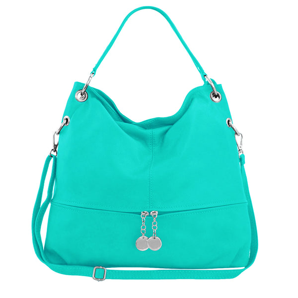 ELISENDRA Evelyne Tiffany Shoulder Bag EL9106BW