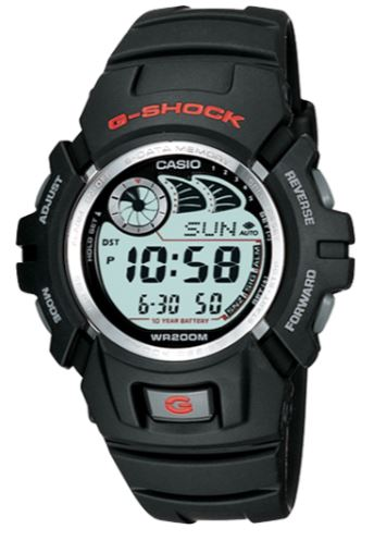 CASIO Men's G-Shock e-DATA Memory Watch G-2900F-1V