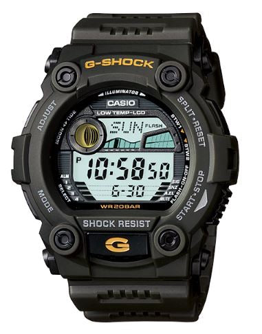 CASIO Men's G-Shock Watch G-7900-3D