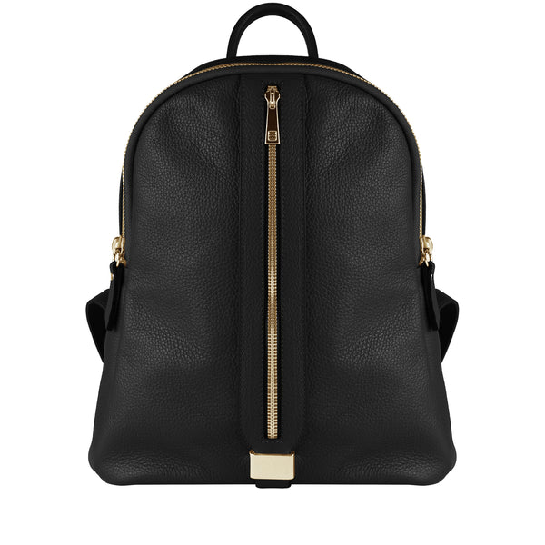 ELISENDRA Lisa Black Backpack EL9201BW