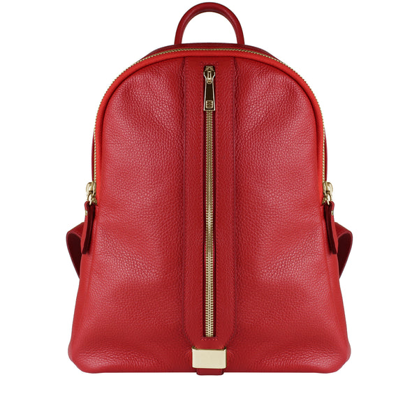 ELISENDRA Lisa Red Backpack EL9201AW