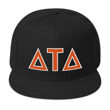 Delts Baseball Hat Fall 2019