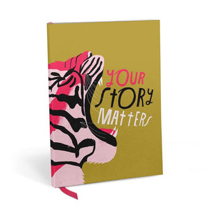 Your Story Matters Notebook - Notebooks - Spiffy
