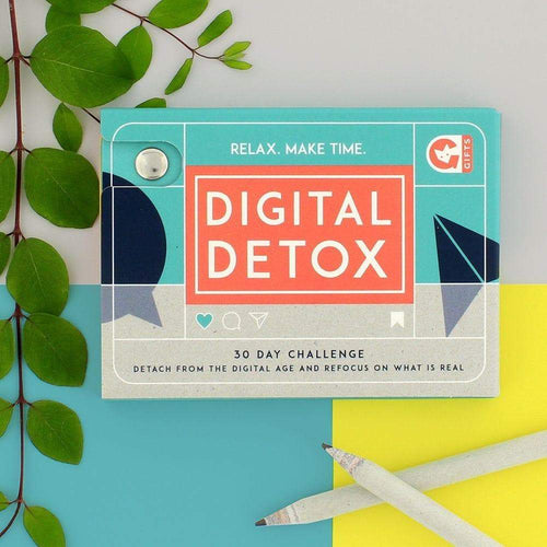 30 Day Challenges - Digital Detox