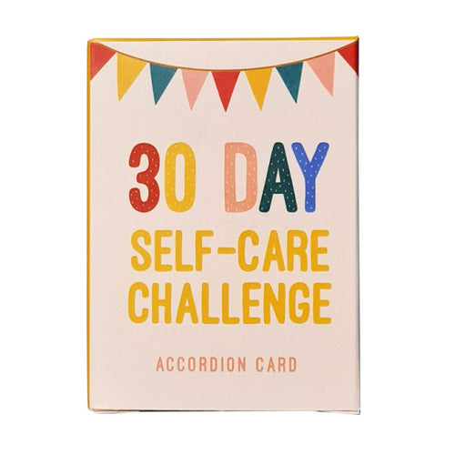 30 Day Self-Care Challenge for Kids - Spiffy