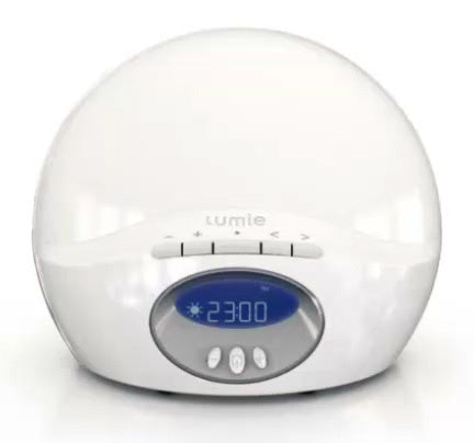 Lumie Bodyclock Active 250 Wake-Up Light - Wake-up Lights - Spiffy