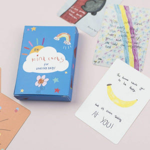 54 Kind Cards for Unkind Days - Affirmation Cards - Spiffy