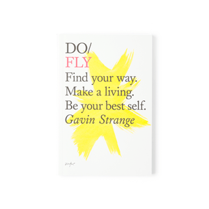 Do Fly (Book by Gavin Strange) - Books - Spiffy