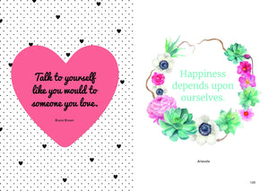 The Happiness Journal: Tips and Exercises to Help You Find Joy in Every Day (By Anna Barnes) - Journals - Spiffy