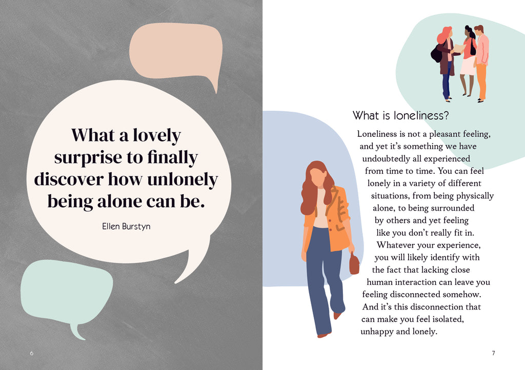 UnLonely: How to Feel Less Isolated, Make Connections and Live a Life You Love (Book by Claire Chamerlain) - Spiffy