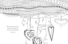 Keep Calm and Colour with Love Colouring Book - Colouring Books - Spiffy