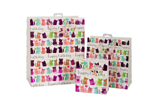 Cats Collection - Small - Gift Bags - Spiffy