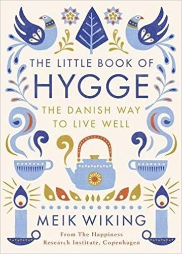 The Little Book of Hygge (Book by Meik Wiking) - Books - Spiffy