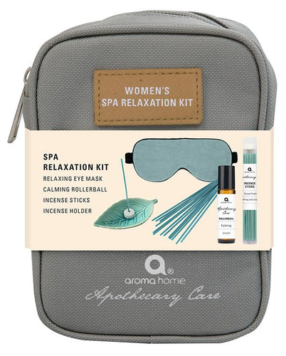Spa Relaxation - Apothecary Care Well Being Kit - Apothecary Care Well Being Kits - Spiffy